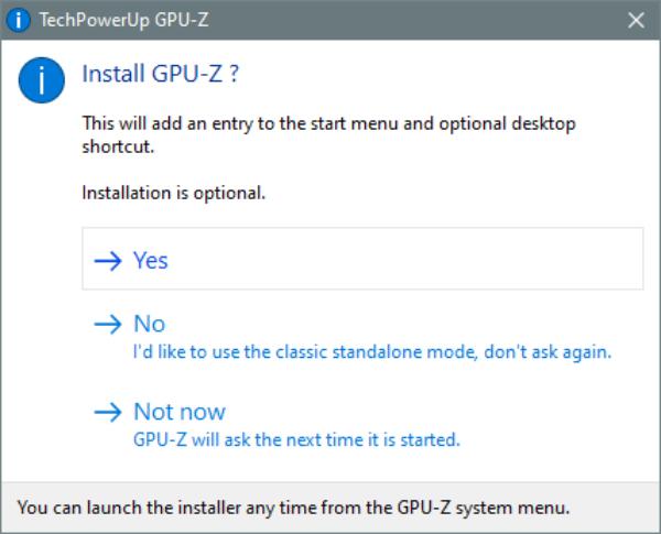 Скачать GPU Z для Windows 10 бесплатно