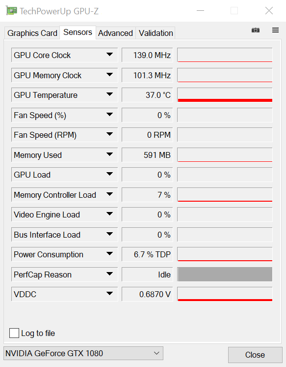 Скачать GPU-Z Portable последнюю версию на русском языке