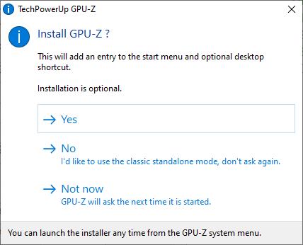 Скачать GPU-Z Portable бесплатно