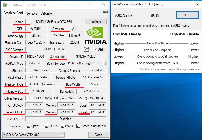 Обновление BIOS на видеокарте семейства NVIDIA - Инструкция
