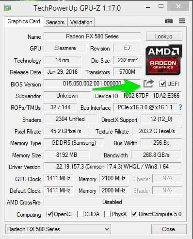 Прошиваем BIOS видеокарты семейства AMD